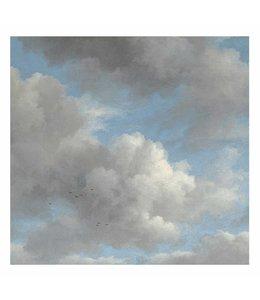 Fotobehang Golden Age Clouds
