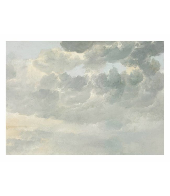 Wall Mural Golden Age Clouds 1, 389.6 x 280 cm