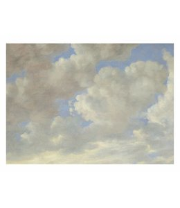 Fotobehang Golden Age Clouds 2