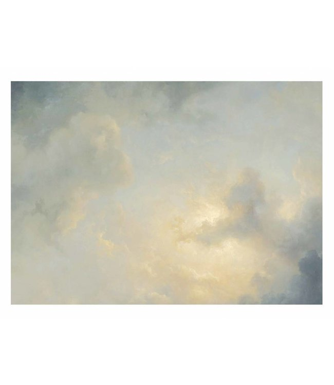 Fototapete Golden Age Clouds, 389.6 x 280 cm