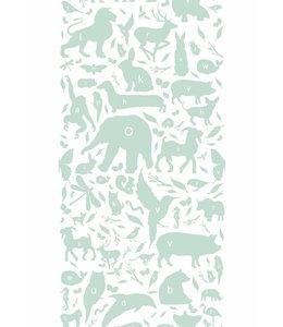 ABC Animals, Green