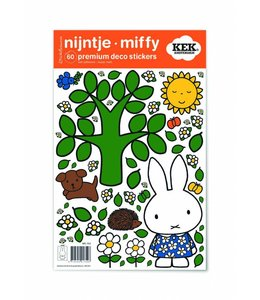 Dick Bruna Miffy Wandtattoos Miffy big tree