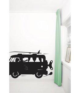 Schoolbordsticker Toys for Boys Surf Van, XL