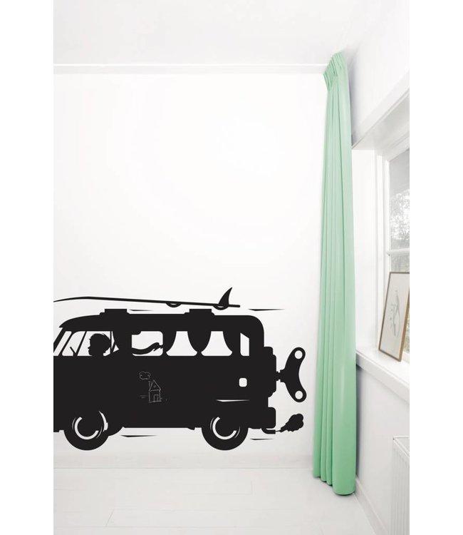Tafelfolie Toys for Boys Surf Van, XL: 150 x 88 cm