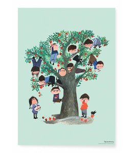 Fiep Westendorp Poster Apple Tree