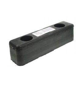 Maypole Black Buffer 200 x 50 x 50mm