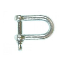 GWAZA 6mm D Shackle with Screw Pin