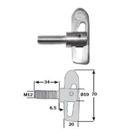 Anti Luce Drop Lock 34mm Shank