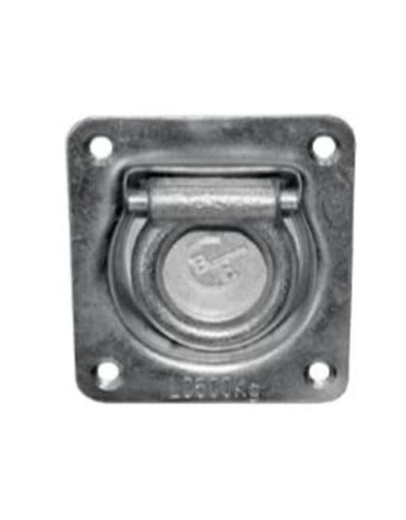 Recessed Trailer Spring Loaded Lashing Ring AROP410/SPR | Fieldfare Trailer Centre