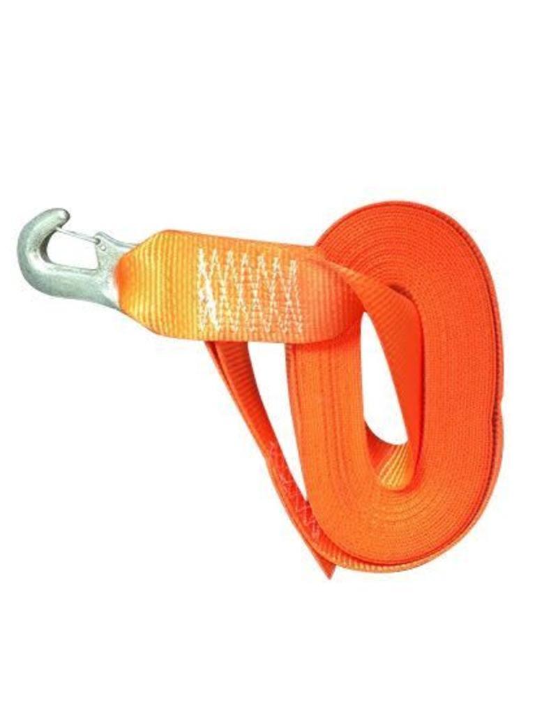 7.5 metre Strap and Hook 2000kg Capacity | Fieldfare Trailer Centre