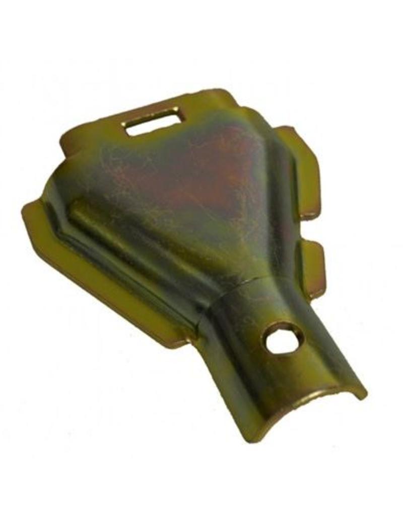 Alko Trailer Brake Cover Half Shell Plate | Fieldfare Trailer Centre