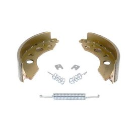 URB Alko Style 200mm x 50mm Brake Shoe Axle Set