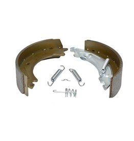 URB Knott Style 200mm x 50mm Brake Shoe Axle Set