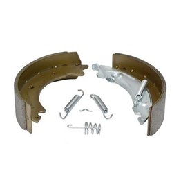 URB Knott Style 250mm x 40mm Brake Shoe Axle Set
