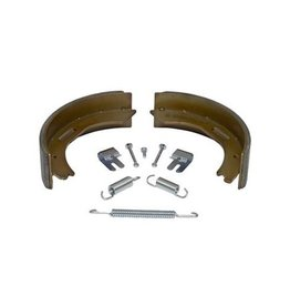 BPW 200mm x 50mm Brake Shoe Axle Set