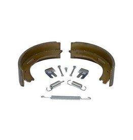 BPW Style 200mm x 50mm Brake Shoe Axle Set