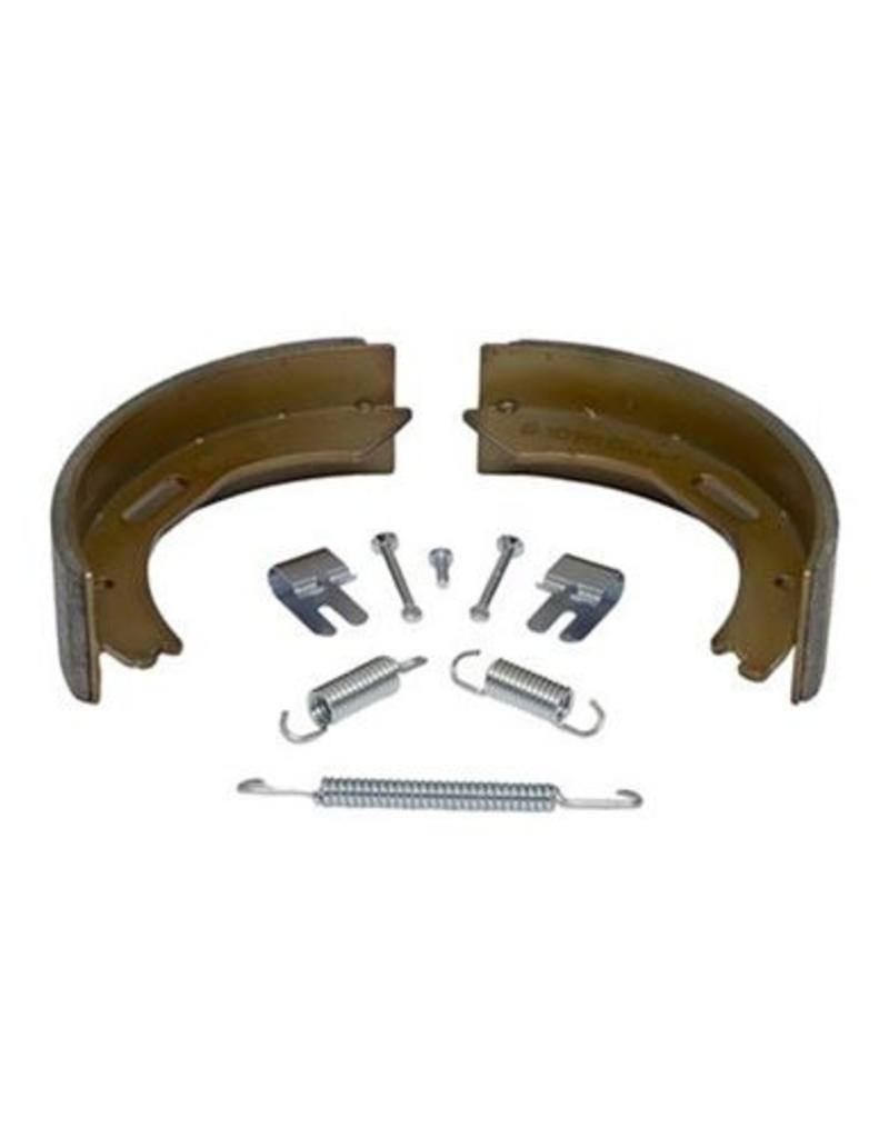 BPW Style 200mm x 50mm Brake Shoe Axle Set | Fieldfare Trailer Centre
