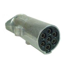 Maypole 24N 7 Pin Aluminium Plug