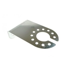 Right Angle Stainless Steel Adaptor Plate