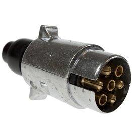 Line 1 12N Metal 7 Pin Electrical Plug