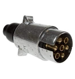 Line 1 12N Metal 7 Pin Electrical Plug