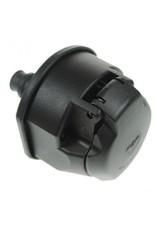 12v 13 Pin Plastic Trailer Socket with Fog Cut Off Lamp   Fieldfare Trailer Centre