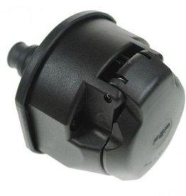 12v 13 Pin Plastic Trailer Socket with Fog Cut Off Lamp
