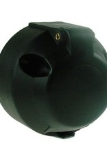 12v 7 Pin Plastic Trailer Socket | Fieldfare Trailer Centre