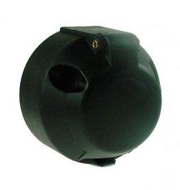 12v 7 Pin Plastic Trailer Socket with Fog Cut Off