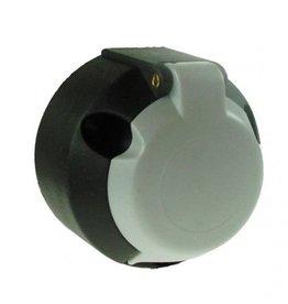 Maypole 12S 7 Pin Plastic Trailer Socket