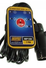 7 Pin Tow bar Socket Tester | Fieldfare Trailer Centre
