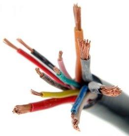 Maypole 50m 12 Core Black Cable 7 x 0.65mm 1 x 1.5mm 4 x 2.5mm