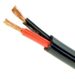 Maypole 30m Flat Cable 2 Core Twin 0.65mm 5amp