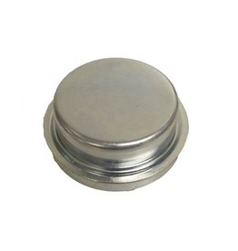 Maypole Plain 64.2mm Steel Hub Cap for Knott