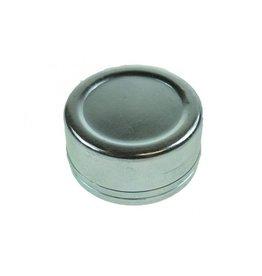Maypole 55.5mm Steel Hub Cap for ALKO 1637/2151 Euro Drums