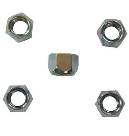 Trailer Wheel Nut M12 Conical Pack of 5