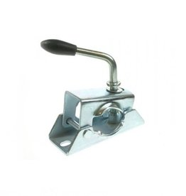 Maypole 42mm Split Clamp for Jockey Wheel and Prop Stands