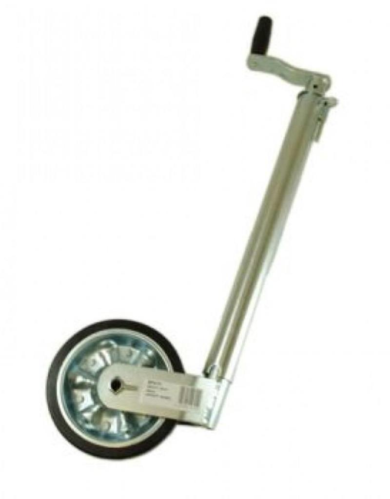 Maypole 48mm Smooth Jockey Wheel No Clamp | Fieldfare Trailer Centre
