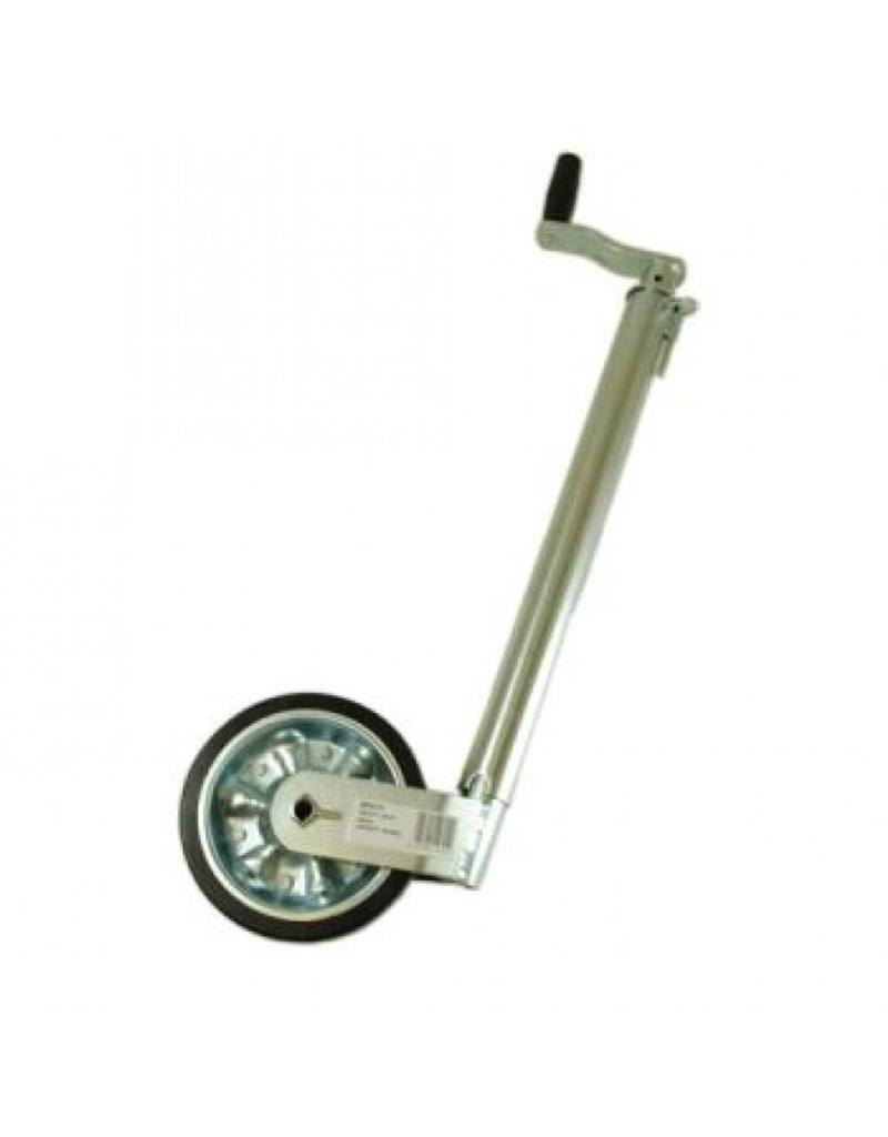 Maypole 48mm Smooth Jockey Wheel No Clamp   Fieldfare Trailer Centre