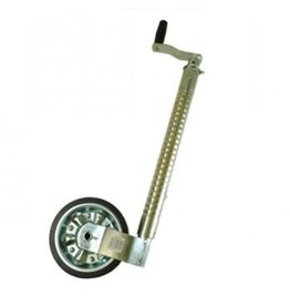 Maypole 48mm Serrated Jockey Wheel No Clamp