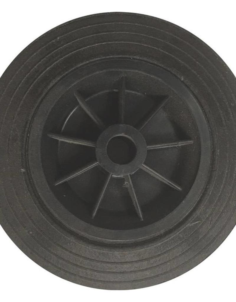 8 inch Spare Jockey Wheel for 48mm Jockey Tube | Fieldfare Trailer Centre