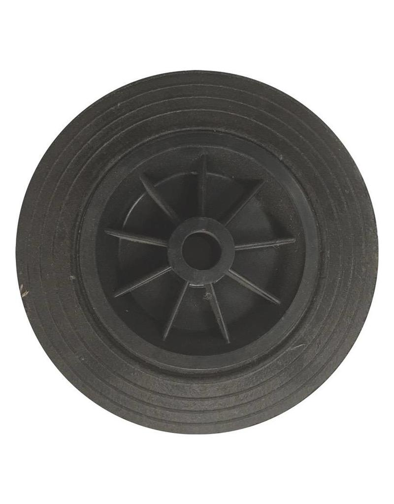 8 inch Spare Jockey Wheel for 48mm Jockey Tube | Fieldfare Trailer Centre