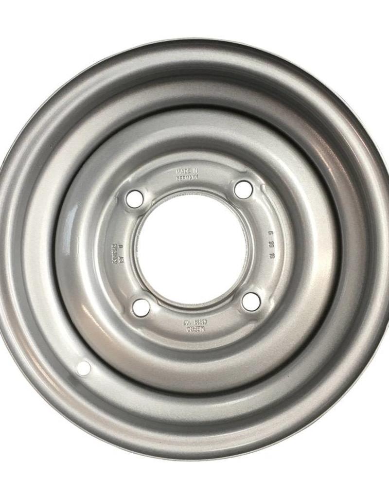 Mefro Trailer Wheel 12 inch Rim Steel 4J x 5.5inch /140mm PCD x 4 Holes   Fieldfare Trailer Centre