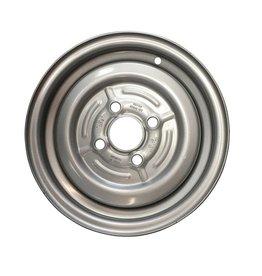 Mefro Trailer Wheel 13 inch Rim Steel 4.50J x 100mm PCD x 4 Holes 30 Offset