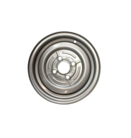 Mefro Trailer Wheel 13 inch Rim Steel 4.50J x 100mm PCD x 4 Holes 30 Offset