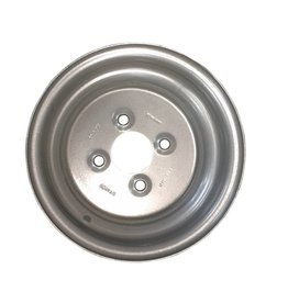 Trailer Wheel 10 inch Rim Steel 6.00J x 100mm PCD x 4 Holes