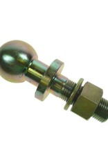 Maypole 50mm Ball Threaded Shank 70mm x 25.4mm   Fieldfare Trailer Centre