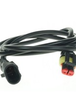 1m Light Extension Lead 1 x Superseal Plug 1 x Superseal Socket | Fieldfare Trailer Centre