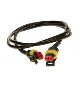 1m Light Link Harness 2 x Superseal Plugs
