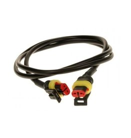 8m Light Link Harness 2 x Superseal Plugs